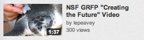 TID entry in NSF's Creating the Future video contest
